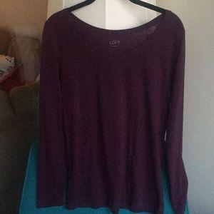 Long-Sleeve Loft Shirt
